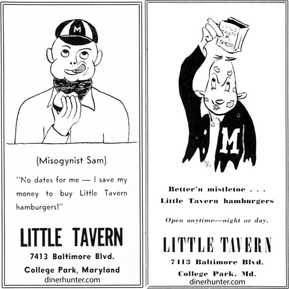 edit little tavern college park ads watermark